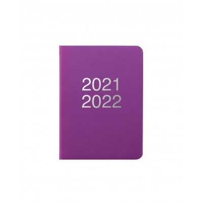 Dazzle A6 Day to Page Diary with Appointments 2021-2022