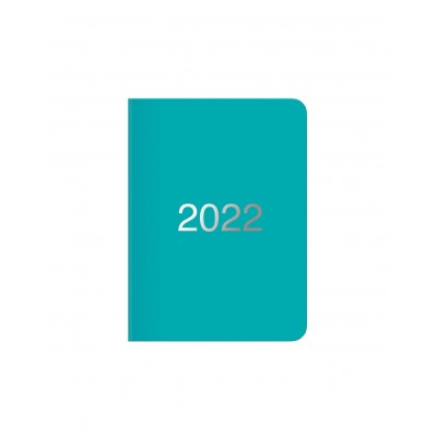 Dazzle A6 Day to Page Diary with Appointments 2022