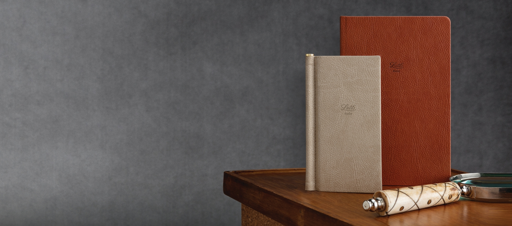 Shop Luxury Notebooks